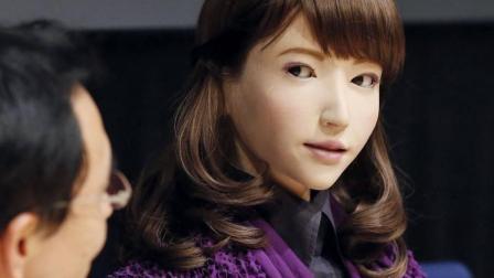 """日本新研发的""""美女""""机器人简直太逼真! 网友: 好想带回家"""
