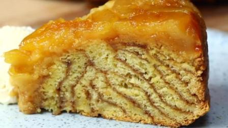 美味甜品  ~  苹果派&肉桂卷