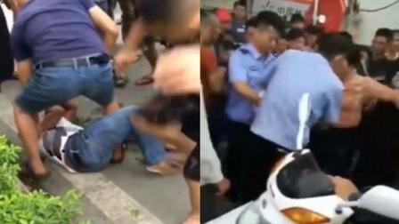 """小编要闻 揭阳""""网传男子偷小孩被市民抓获"""""""