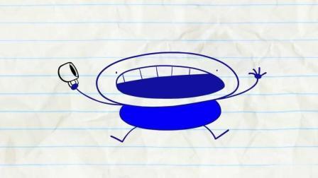 这墨水也能喝, 想知道下肚是什么滋味, 爆笑铅笔动画
