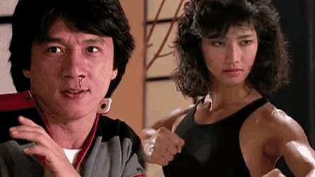 香港功夫电影的五大潮流类型: 林正英、成龙、洪金宝大乱斗