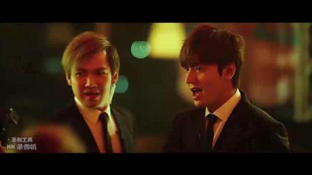 赏金猎人: 钟汉良、李敏镐电影中做起私人保镖