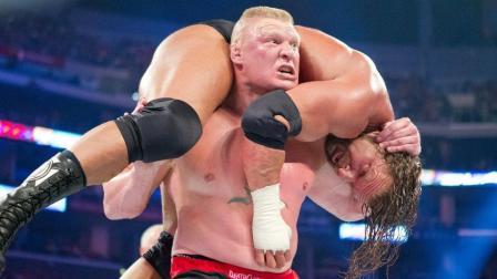 WWE2018年10月13日狂野角斗士之美国职业摔角