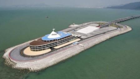 中国基建有多牛看看港珠澳海底隧道