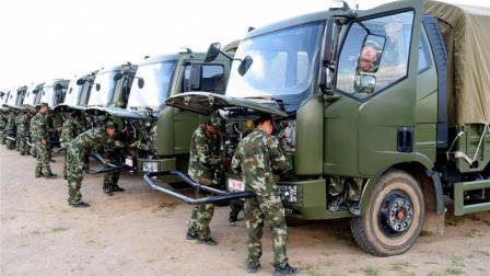 中国汽车兵开车有多猛? 看完他们的驾驶, 都不敢说自己会开车了