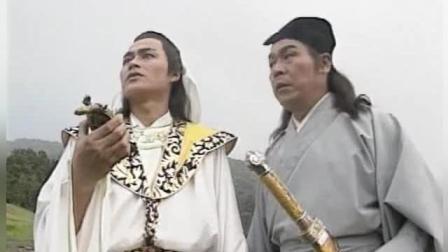 包青天: 两只龟上岸, 小龟要看皇帝, 老龟: 看皇帝会折寿的!