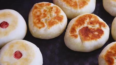 """中秋传统""""酥皮土豆月饼"""", 皮薄馅多, 层层酥脆, 比买的好吃百倍!"""