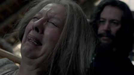 老太被村民怀疑是女巫, 说要烧死她, 看到最后, 才知道村民是对的!