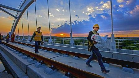 江苏省又开建新高铁, 途径之地势必迎来新发展, 有你的家乡吗