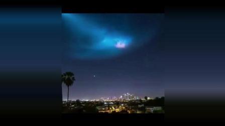 像烟花一样, 相不相信这是UFO