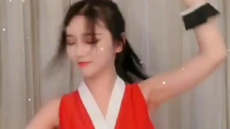 不知火舞cos小姐姐的活力性感舞蹈, 你喜欢二次元吗