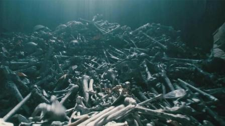 三炮: 《地面之下》比黑暗侵袭还凶残的怪物, 特种兵分分钟被吃成渣!