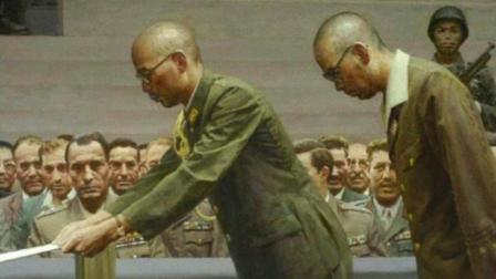 日本战败后, 中国拒绝美国分割日本的邀请, 这原