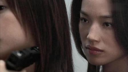 天使杀手姐妹花PK俩警察, 电梯惊魂超炫格斗戏, 太精彩了!