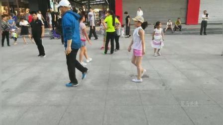 9岁萌童的DJ心跳-舞动东北原创舞蹈视频正式篇544