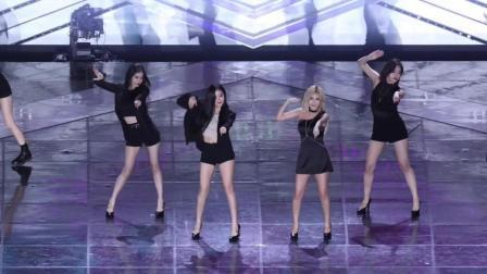 韩国女团皇冠团TARA热舞现场, 小姐姐们都好漂亮!