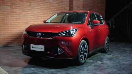 车事儿 2018 首次试水电动车 广汽三菱祺智EV530上市