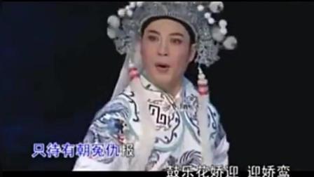 潮剧【巨雷顿炸风雨狂】林初发 张怡凰《文武香球》
