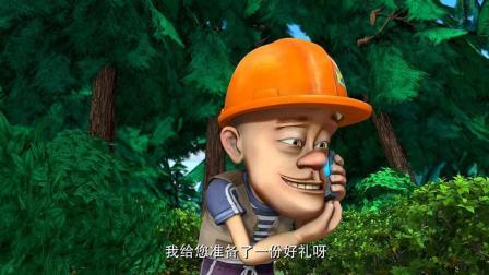 熊出没: 强哥看到香樟子, 立马给李老板打电话