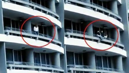 女子自拍寻找角度 自27楼坠落当场身亡