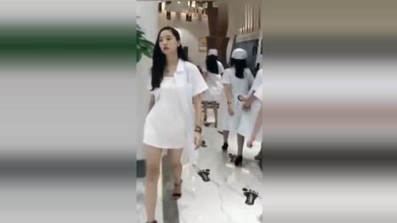 这家医院火了, 护士姐姐太有气质!