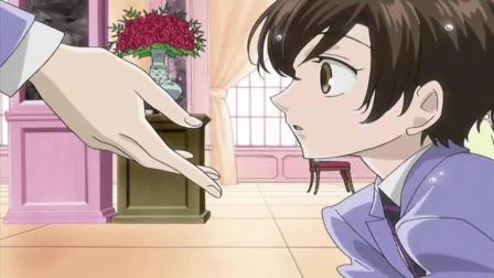 樱兰高校: 终于发现春绯是女孩了, 须王环, 你的也脸太红了吧!