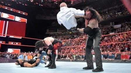 WWE2018年10月15日狂野角斗士之美国职业摔角