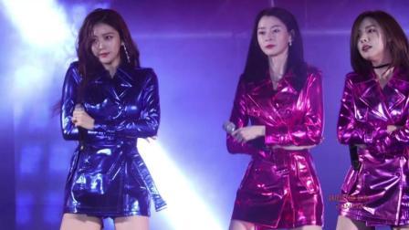 韩国女团权娜拉小姐姐热舞, 都是大长腿!