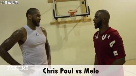 谁是单挑王? NBA球员一对一单挑大合集第一部