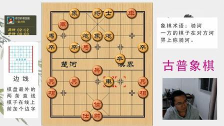 中国象棋实战: 当头炮系列, 三子挥鞭走窝心