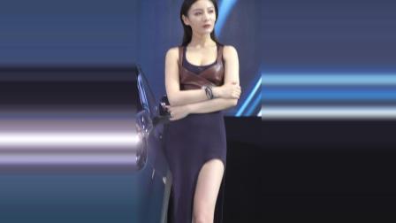 北京车展模特