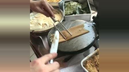 澳门美食, 纯手工海苔肉松蛋卷, 就是爱这一口!