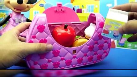 米奇妙妙屋米老鼠的手提包, 过家家玩具
