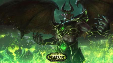 魔兽争霸3【玛尔加尼斯的复仇】战役 过场动画-恐惧魔王的议会