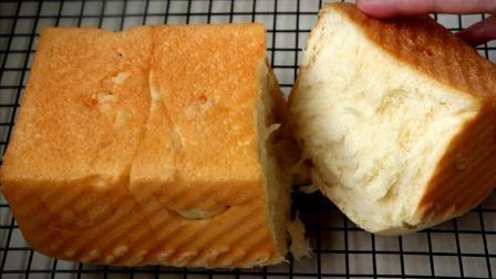 面包房都不愿意说的, 土司这样做, 柔软, 拉丝, 口感如棉花糖, 超级好吃!