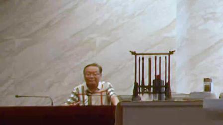 仁美大学堂徐湛教授《中国传统花鸟绘画技法》讲座视频 (一)