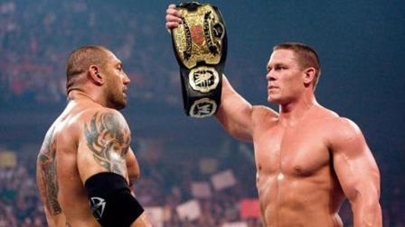 WWE2018年10月16日狂野角斗士之美国职业摔角