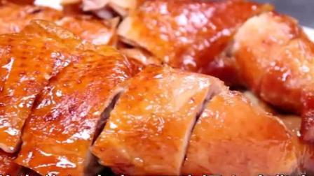 香喷喷的蒜香鸡这样做皮脆肉嫩, 蒜香十足, 附装盘教程, 让你一看就会!