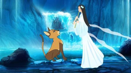 悬疑推理动画《怪猫》: 一只怪猫的故事, 你看懂了吗?