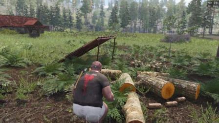 人渣scum10: 搞了个重生帐篷, 以后就能原地复活了!