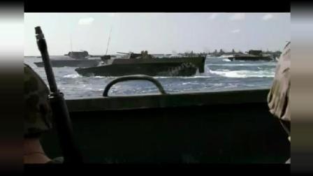 比电影《拯救大兵瑞恩》还惨烈的海滩登陆战