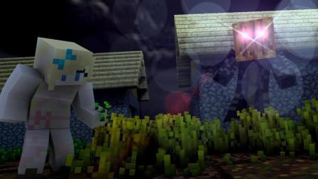Minecraft我的世界【籽岷带我们嗨 粉鱼视角】MC版第五人格 杀手与求生者