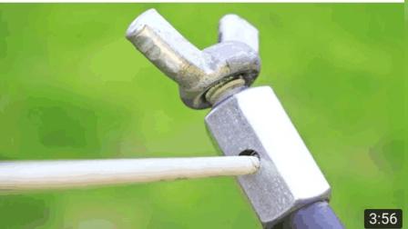 牛人自制适合任何焊机的小工具, 创意真是不简单