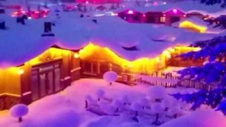 想带着最心爱的人去, 一起哈尔滨五常雪谷看雪