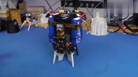试飞涵道风扇小飞行器, 技术含量还是很高的, 佩