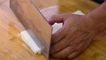 牛奶还可以这样吃, 脆皮炸鲜奶的简单做法!