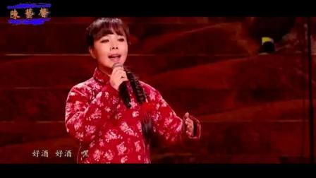 王二妮吃错什么药了, 竟敢登台演唱《九儿》, 韩红听了都甘拜下风