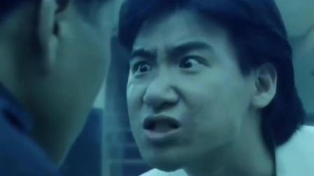 《旺角卡门》学友影帝级演技, 虽是粤语没字幕但我绝能听懂一句