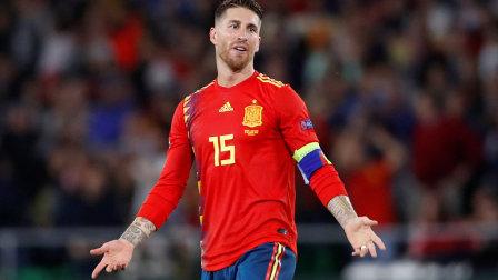 连挖三坑!西班牙大溃败罪人竟是他 世界最佳后卫只剩摊手抱头