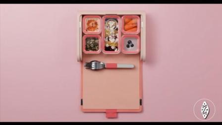 比美味还让人有食欲的餐盒 吃的就是一个好心情